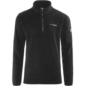 Columbia Titan Pass 1.0 Midlayer Heren zwart